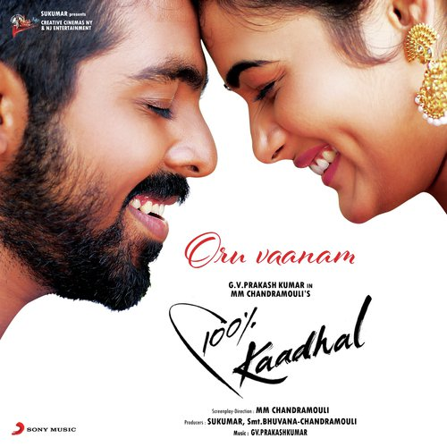 100 Percent Kaadhal Movie Poster