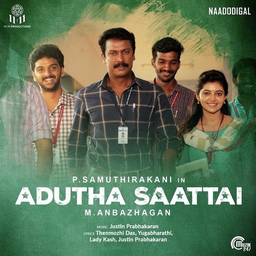 Adutha Saattai Movie Poster