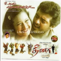 Dheena Movie Poster