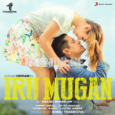 Iru Mugan Movie Poster
