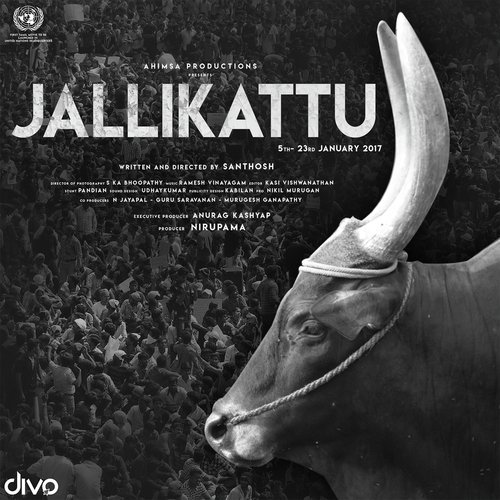 Jallikattu 2018 Movie Poster
