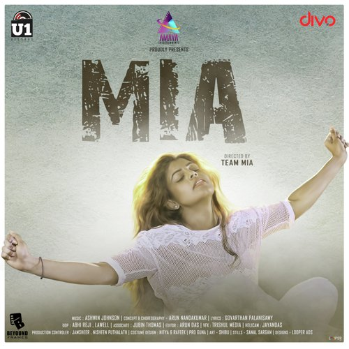 Mia Movie Poster
