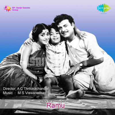 Ramu Movie Poster