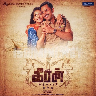 Theeran Adhigaram Ondru Movie Poster