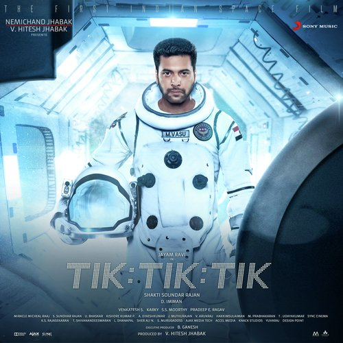 Tik Tik Tik Movie Poster