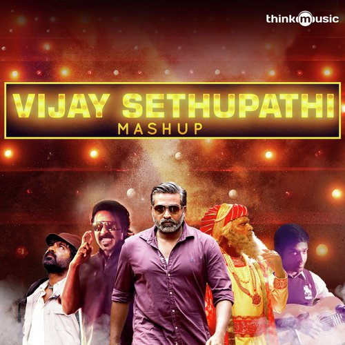 Vijay Sethupathi Mashup Movie Poster