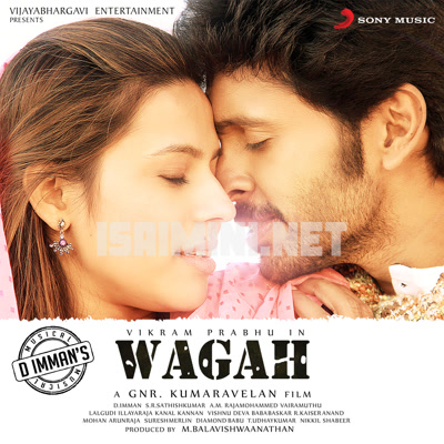 Wagah Movie Poster